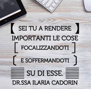 ILARIA CADORIN