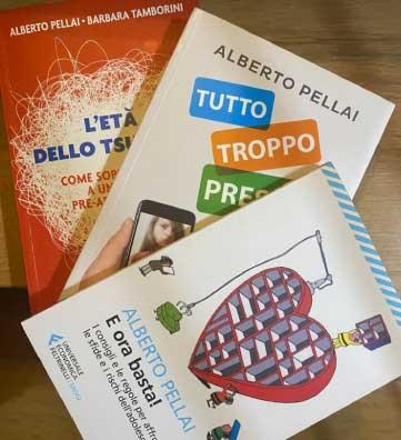 Libri psicologo Pellai